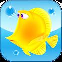 Aqua LED icon