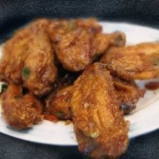 Kowloon's Chinese Chicken Wings.