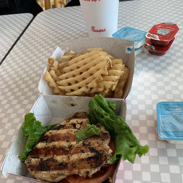 Photo from Chick-fil-A