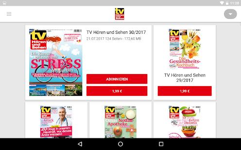 TV Hören und Sehen ePaper - náhled
