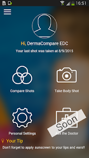 Derma Compare- screenshot thumbnail