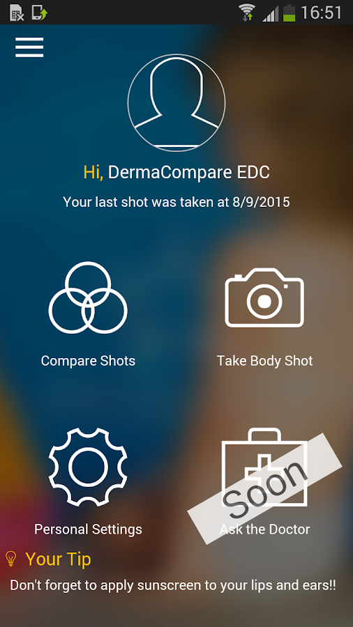 Derma Compare- screenshot