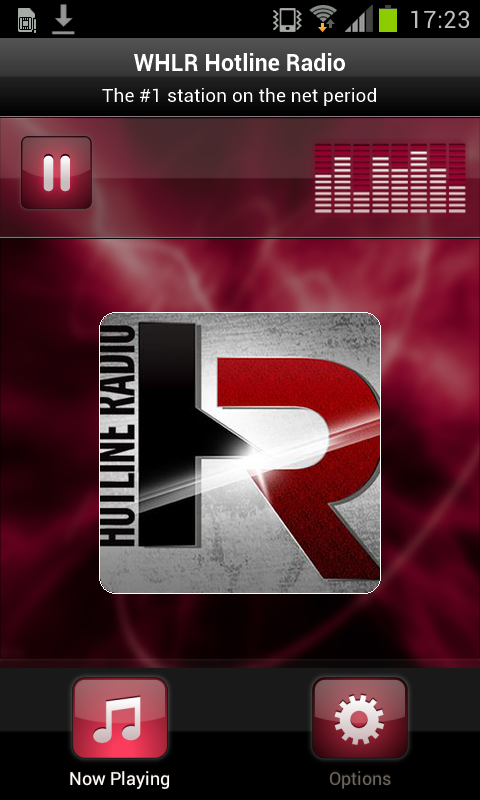 WHLR Hotline Radio- screenshot