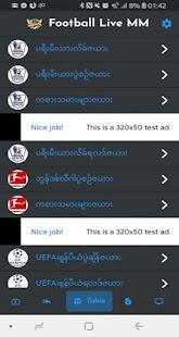 Download Football Live Myanmar APK