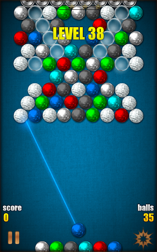 Magnetic Balls HD Free: Match 3 Physics Puzzle 2.2.0.9 screenshots 15