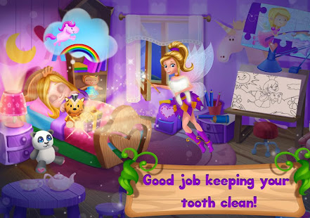 Tooth Fairy Princess: Cleaning Fantasy Adventure 3