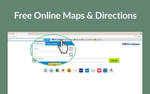 Maps Directions By Mymapsexpress - Maps-r-us-driving-directions