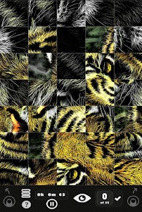 Picture Puzzler - Animals- screenshot thumbnail