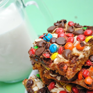 Monster Magic Cookie Bars Recipe
