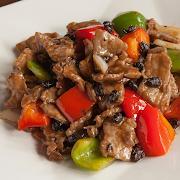 Black Bean Beef
