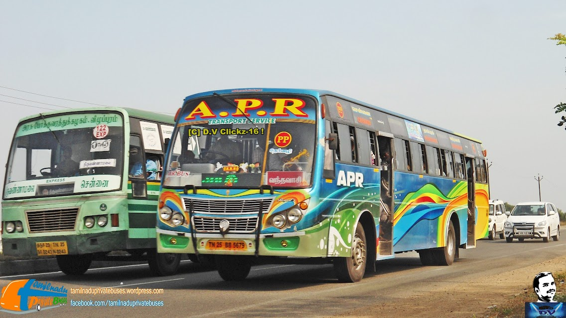 Tamil Nadu Buses - Photos & Discussion - Page 2498