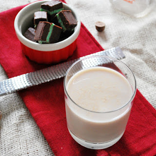 Almond Milk {no egg} Nog.