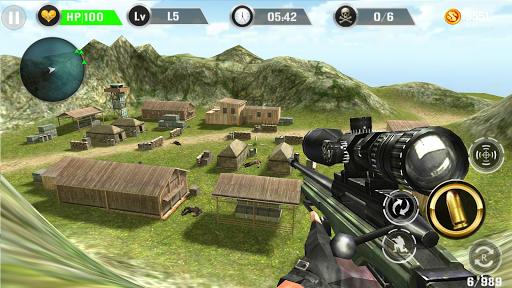 Mountain Sniper Shooting  screenshots 3