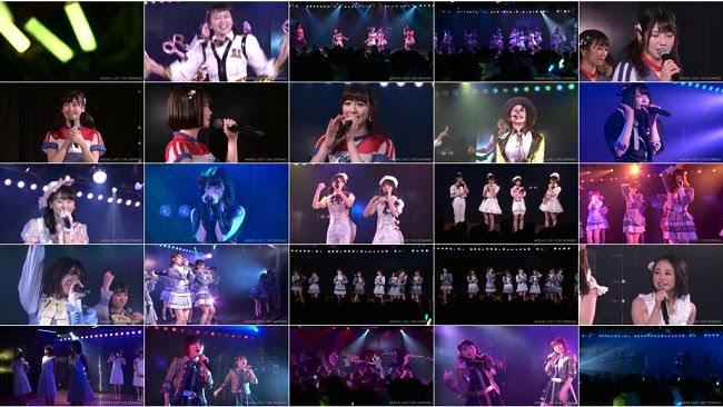 190215 (720p) AKB48 村山チーム4 「手をつなぎながら」公演