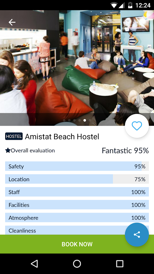 Dorms.com - Hostels- screenshot