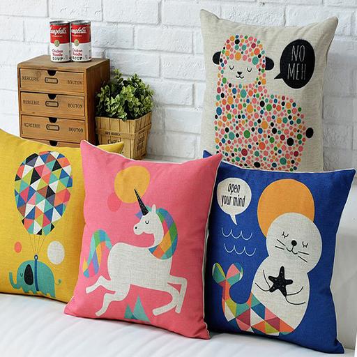Pillow Decorating Ideas