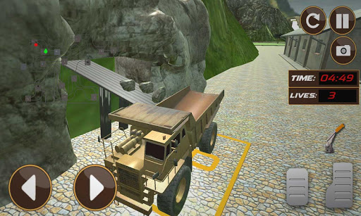 Offroad Truck Drive Hill World