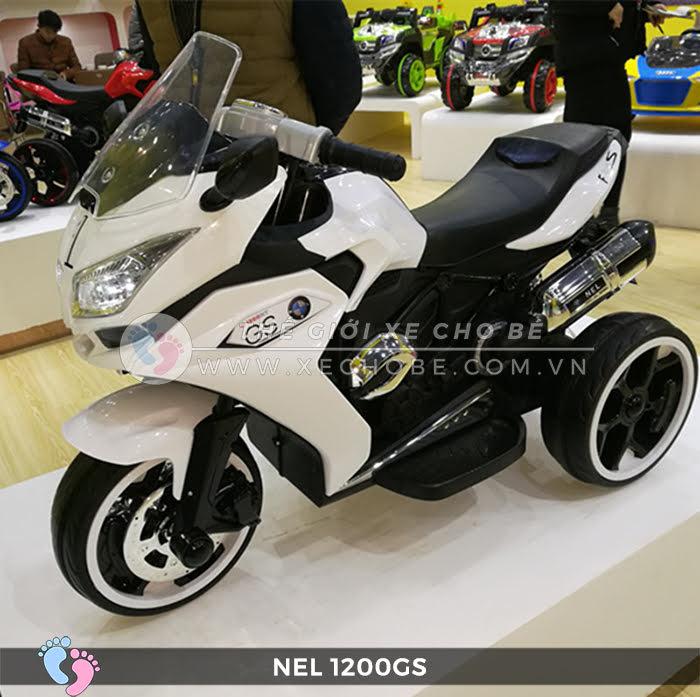 Moto điện 3 bánh cho bé NEL-1200GS 5