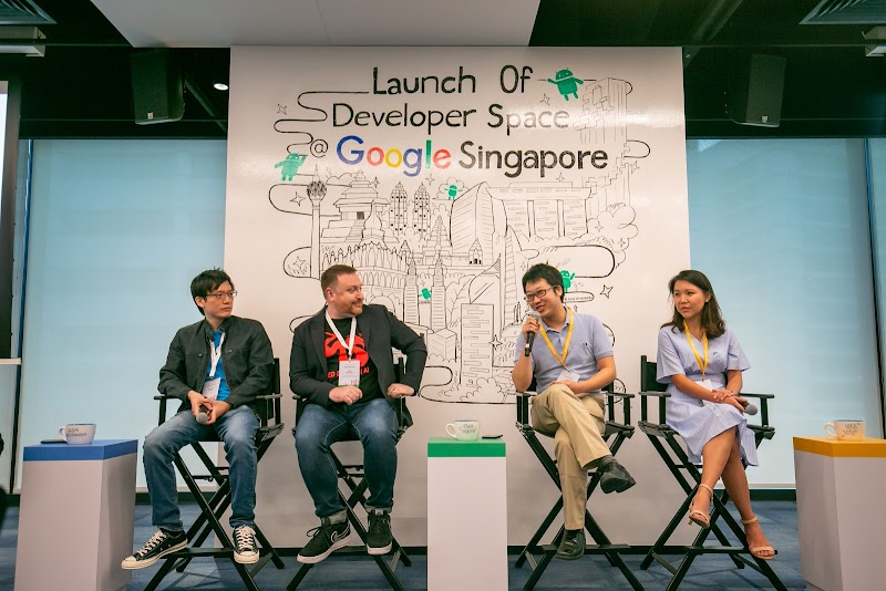 Grow your skills and connect with the Singapore Developer community