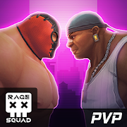 Rage Squad: Online PvP Brawl Game