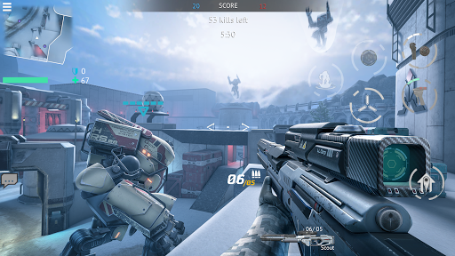 Infinity Ops: Online FPS filehippodl screenshot 7