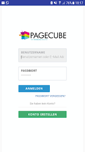 PageCube – Miniaturansicht des Screenshots