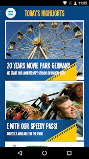 Movie Park Germany- screenshot thumbnail