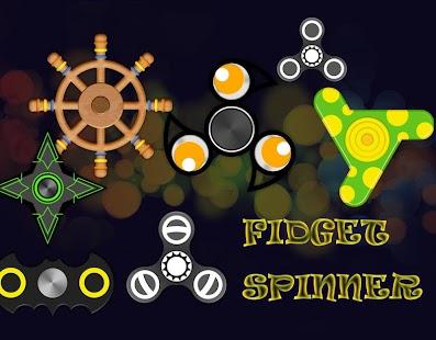 Fidget spinner & Spinner io - náhled