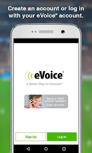 eVoice — Mobile Business App- screenshot thumbnail