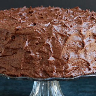 Old Fashioned Chocolate Frosting.