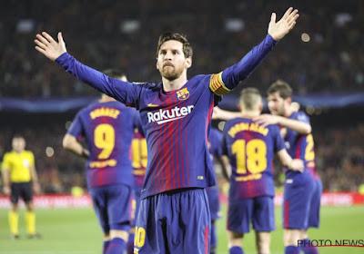 ? Une nouvelle récompense pour Lionel Messi qui lui permet de dépasser Ronaldo