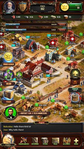 War and Peace: The #1 Civil War Strategy Game 2020.10.2 screenshots 8