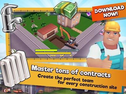 Construction Hero MOD APK 1.0.542 [Unlimited Diamonds + Cash] 6