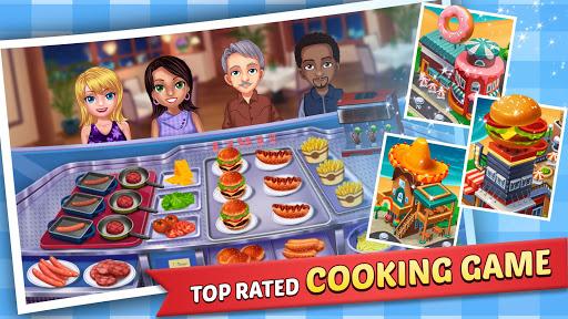 Food Court Fever: Hamburger 3 2.7.3 de.gamequotes.net 4