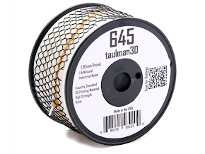 Taulman Natural 645 Nylon - 3.00mm (0.45kg)