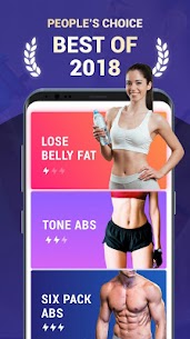 Lose Belly Fat in 30 Days – Flat Stomach App Download For Android and iPhone 1