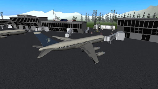 Jet Plane Parking Simulator 3D
