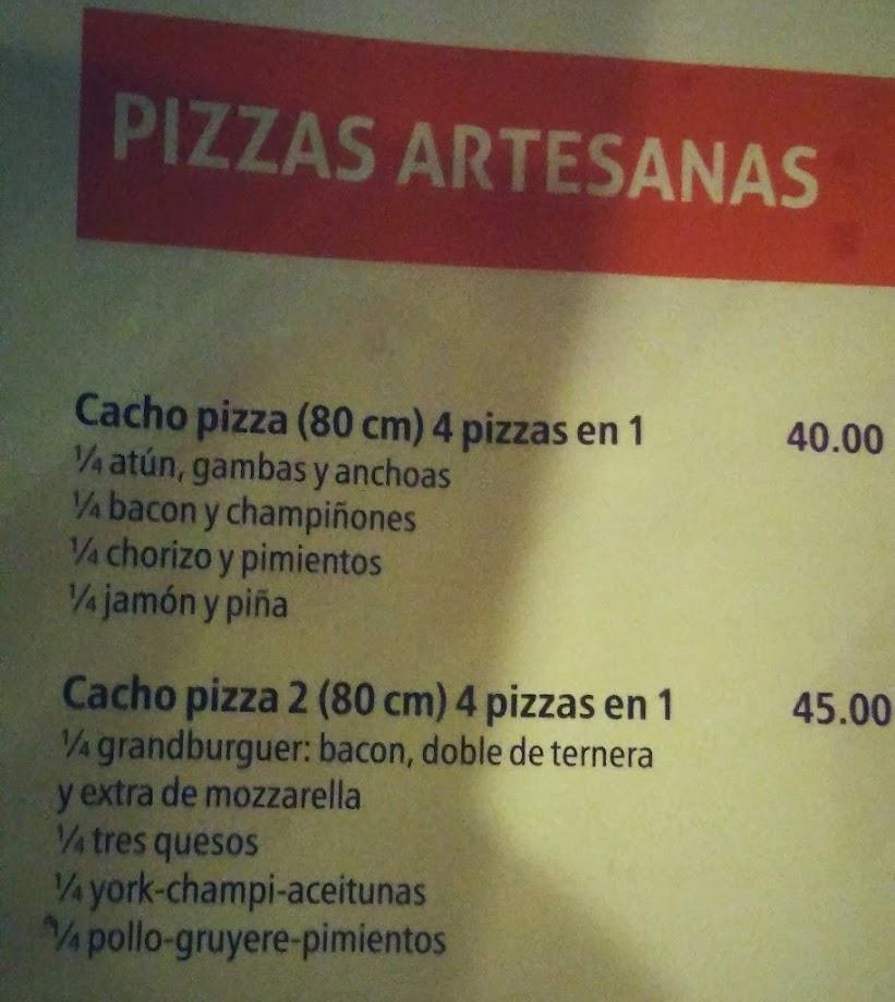 Foto Pizza Miño 8