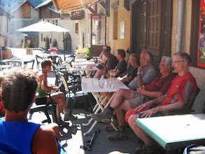 Photo: terug in Ceillac