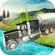 Oil Tanker Truck Driving Simulator: Hill Transport