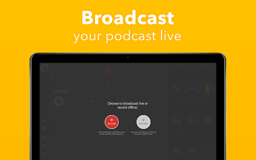 Spreaker Studio - Start your Podcast for Free 1.20.0 screenshots 16