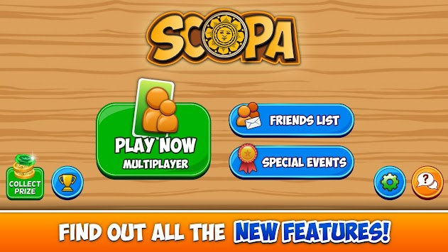 Scopa 154,367 APK screenshot thumbnail 10