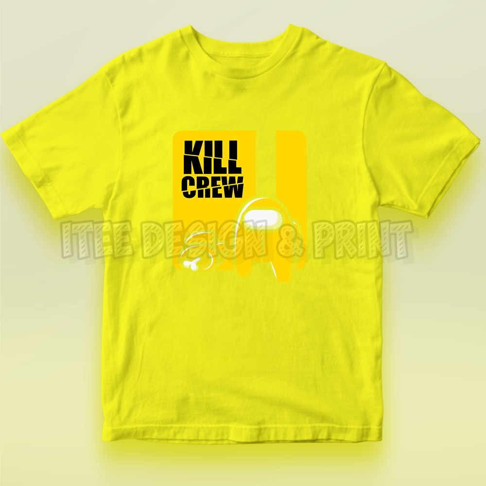 Kill Crew Among Us 6
