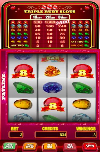 トリプルルビースロット888|玩博奕App免費|玩APPs