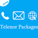 Telenor Packages: Call, SMS & Internet Packages icon