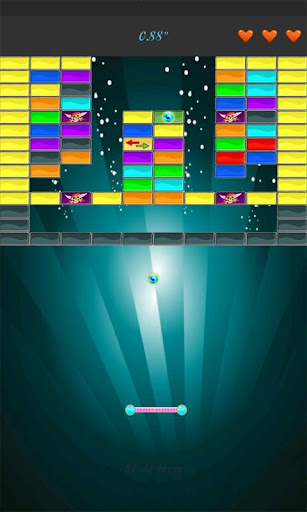 Bricks Breaker Classic screenshot 15
