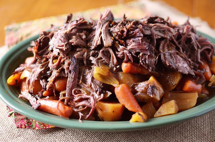 Slow Cooker Cola Pot Roast Recipe | Yummly