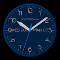 Modern Analog Clock-7 icon
