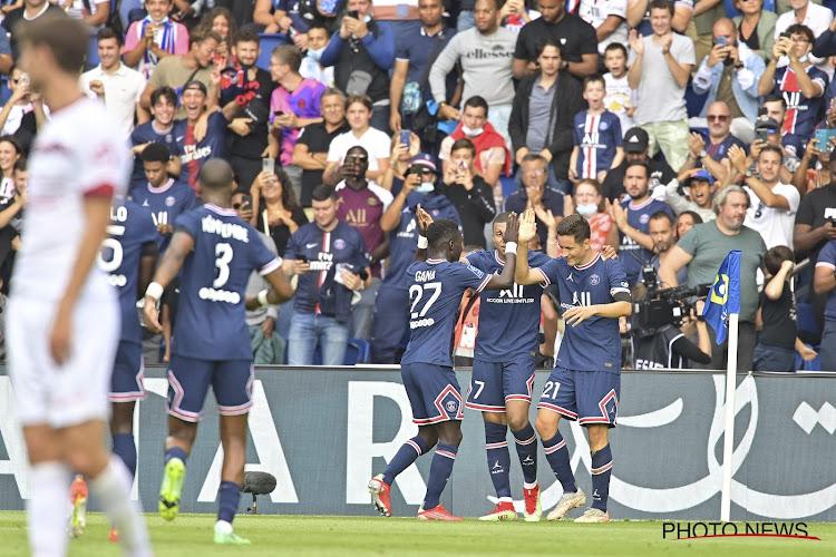 Quelques absents au PSG pour affronter Bruges