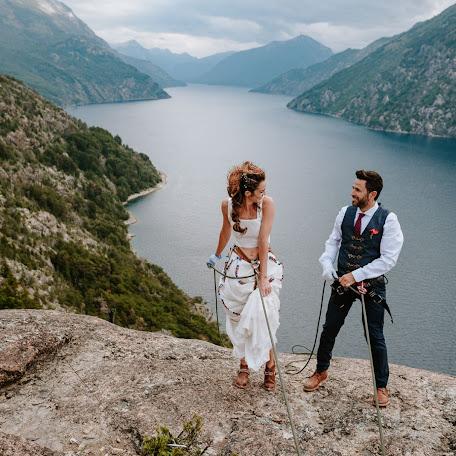 Wedding photographer Samanta Contín (samantacontin). Photo of 17.04.2017